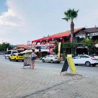 Photo taken at Hisarönü Çarşı by Zeynep Didem A. on 9/9/2018