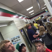 Photo taken at 7-Eleven by Julia G. on 7/12/2015