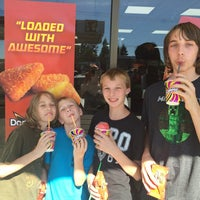 Photo taken at 7-Eleven by Julia G. on 7/11/2014