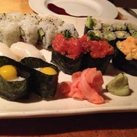 Photo taken at Bonsai Sushi II by Jeff M. on 3/6/2013