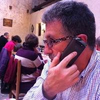 Photo taken at Las Cuevas del Vino by Alvaro V. on 2/8/2014