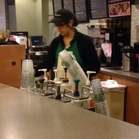 Photo taken at Starbucks by Nyasha_Nicole on 1/25/2014