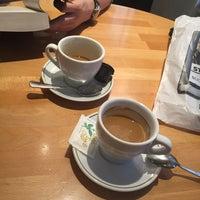 Photo taken at Café Litteraire by Berfin on 4/1/2015