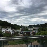 Photo taken at 커피공장103 by Derek on 7/6/2018