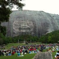 Foto tomada en Stone Mountain Park por Derek el 5/19/2013