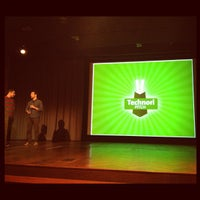 Photo taken at Technori Pitch by Dan P. on 11/28/2012