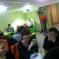 Photo taken at Эко-кафе by Андрей П. on 4/16/2014