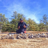 Photo taken at Stone Mountain Park Campground by Krish D. on 12/7/2014