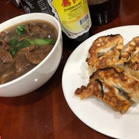 Das Foto wurde bei Lan Zhou Handmade Noodle & Dumpling von alexander s. am 2/16/2018 aufgenommen
