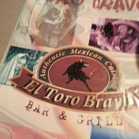Photo taken at El Toro Bravo by Liz M. on 4/20/2013