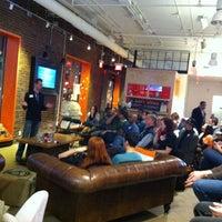 Photo taken at Network Orange by Carlos R. on 12/4/2012