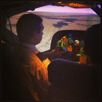 Photo taken at Pan Am Flight Academy (Aeroservice) by Hans H. on 5/13/2013