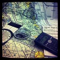 Photo taken at Pan Am Flight Academy (Aeroservice) by Hans H. on 5/11/2013