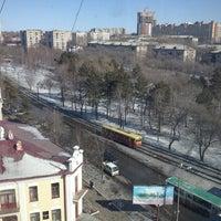 Photo taken at Хабаровскгражданпроект by Андрей Т. on 3/13/2014