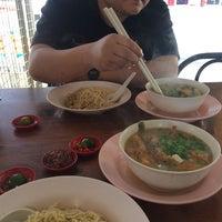 Photo taken at Mdm Ing Fish Noodle 亞殷魚頭粉麵 by Petite P. on 7/2/2017