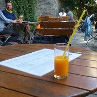 Photo taken at Café Podnebi by Tomek Gosia N. on 7/12/2014