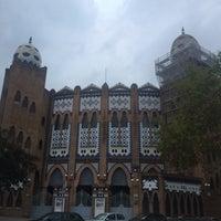 Photo taken at Museum Plaza de Toros by Aleksandra P. on 9/24/2014