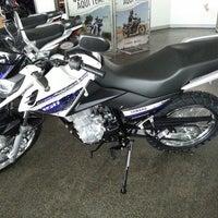 Photo taken at Yamaha Tágide Motos by Robson C. on 6/13/2014