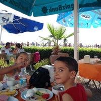 Photo taken at Mersin- Peri Hotel by Hamza E. on 9/8/2014