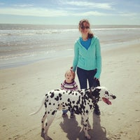 Photo taken at Coligny Beach by Denise J. on 3/9/2014