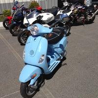 Photo taken at Seacoast Harley-Davidson by Giacomo M. on 4/24/2013
