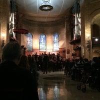 Photo taken at St. Paul's Chapel - Columbia University by Serra A. on 10/7/2014