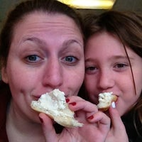 Photo taken at Nyack Hot Bagels & Deli by Monika D. on 3/25/2013