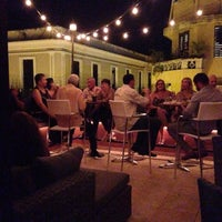 Photo taken at AlFresco Rooftop Wine Bar by AlFresco Rooftop Wine Bar on 11/27/2013