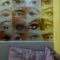 Photo taken at The Brow Studio by Luigi B. on 10/18/2012