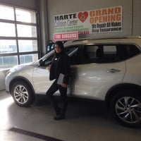 Superior ... Photo Taken At Harte Nissan By Anya P. On 12/3/2013 ...