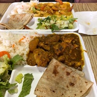 Photo taken at Fiji Indian Food by Jerry S. on 2/1/2018