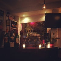 Photo taken at Cafe Paulette by Amy E. on 10/15/2014