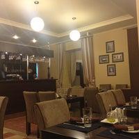 Photo taken at La Spezia ristorante by Alex K. on 3/19/2013