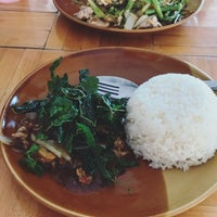 Photo taken at Kafe อาหารตามสั่ง by ggeeeees on 4/20/2017