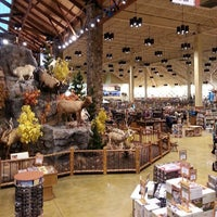 Photo taken at Cabela's by Ungie on 6/14/2013