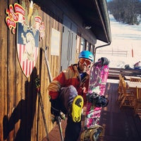 Photo taken at Victor Constant Ski Slope by Ungie on 3/11/2015