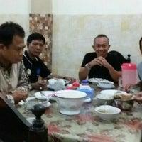 Photo taken at Rumah makan surabaya by Dani S. on 4/16/2016