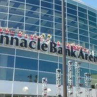 Photo taken at Pinnacle Bank Arena by Nate W. on 8/30/2013