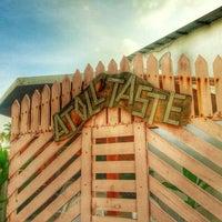 Photo taken at Atoll Taste by Avvo N. on 4/27/2014