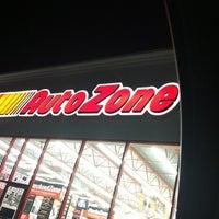 Photo taken at AutoZone by Bethany B. on 10/31/2012