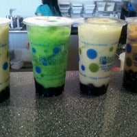 Photo taken at Boba Tea House by ROX F. on 10/10/2012