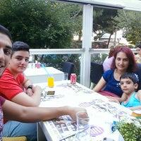 Photo taken at Cafe Negra by İbrahim Berk Ş. on 8/5/2014