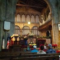 Photo taken at Riverside Baptist Church by Kat M. on 12/16/2013