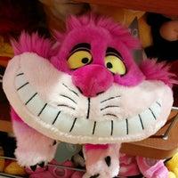 Photo taken at Disney store by Kat M. on 10/11/2014