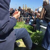 Photo taken at Barbaros Mezarlığı by mert g. on 4/26/2017