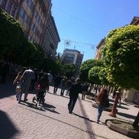 Снимок сделан в Стометровка пользователем Yanka L. 5/6/2014