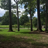 Photo taken at Candler Park Playground by Nguyen M. on 8/15/2016