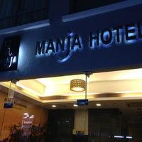 Photo taken at Manja Hotel by Samson C. on 7/19/2013