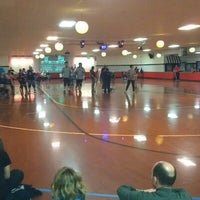 Photo taken at Aurora Skate Center by Jaime G. on 11/12/2012