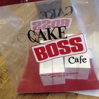 Photo taken at TLC Cake Boss Cafe by Andreea Elena on 9/25/2014